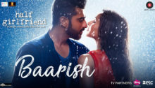 baarish-half-girlfriend