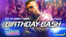 birthday-bash-honey-singh