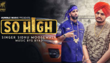 so-high-sidhu-moose-wala